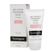 NEUTROGENA® Gel grema hidratante Facial Oil Free Piel Mixta grasa