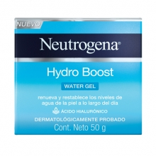 NEUTROGENA® Hidratante Facial Water Gel HYDRO BOOST®