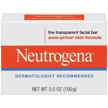 NEUTROGENA® Jabón Facial en Barra-anti-acné